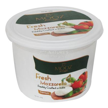 Fresh Mozzarella - Mooz
