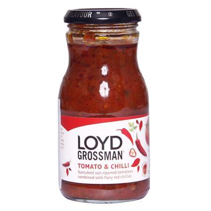 Tomato & Chili Pasta Sauce - Loyd Grossman