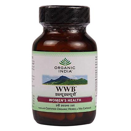 ORGANIC INDIA WOMENS WELL BEING