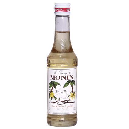 Vanilla Syrup - Monin
