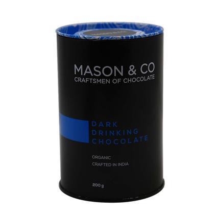 MASON N CO ORGANIC DRINKNG CHOCOLTE 200G