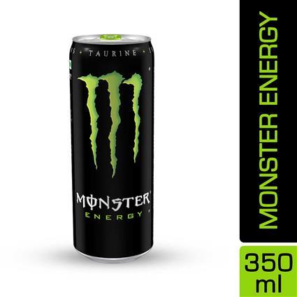 MONSTER ORIGINAL ENERGY DRINK 350ML CAN